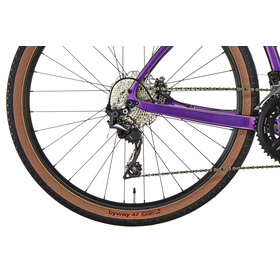 Kona Libre gloss deep purple/blue/desert tan